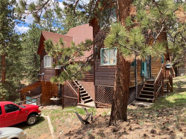 33350 Beverly Road, Pine, CO 80470 (#3638706) :: The Colorado Foothills Team | Berkshire Hathaway Elevated Living Real Estate