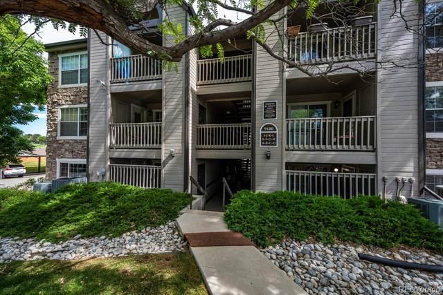 9180 E Arbor Circle B, Englewood, CO 80111 (#3638783) :: Stephanie Fryncko | Keller Williams Integrity
