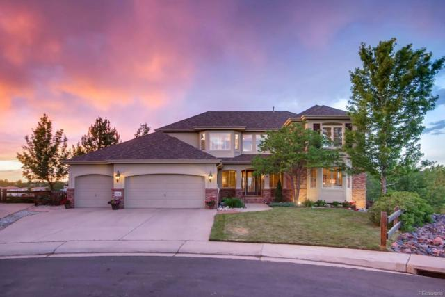 10461 Meyerwood Court, Highlands Ranch, CO 80129 (#3638969) :: House Hunters Colorado