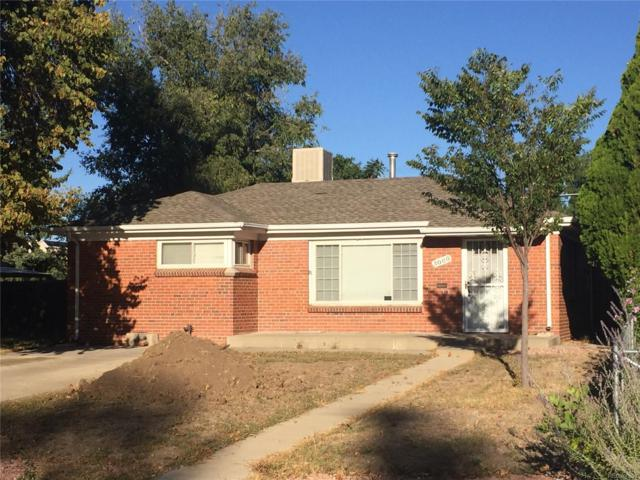 3060 Newport Street, Denver, CO 80207 (#3639084) :: The Pete Cook Home Group