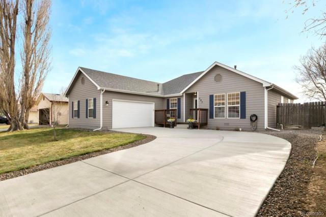 505 Mallard Drive, Severance, CO 80550 (#3639675) :: Bring Home Denver with Keller Williams Downtown Realty LLC