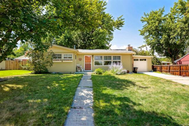 835 Miller Street, Lakewood, CO 80215 (#3639729) :: HomePopper