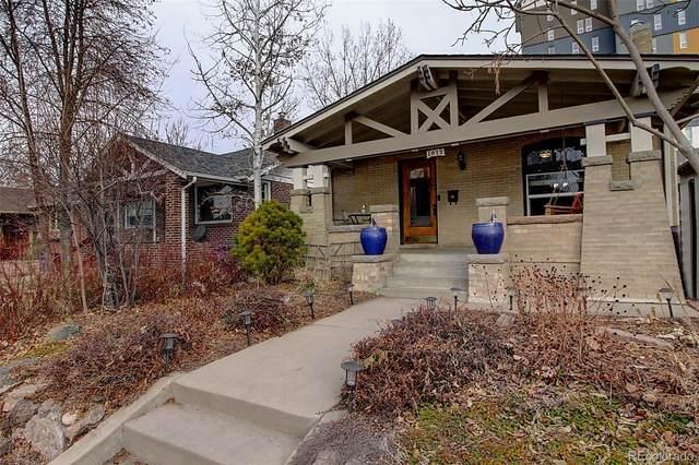 1012 Harrison Street, Denver, CO 80206 (#3640288) :: iHomes Colorado