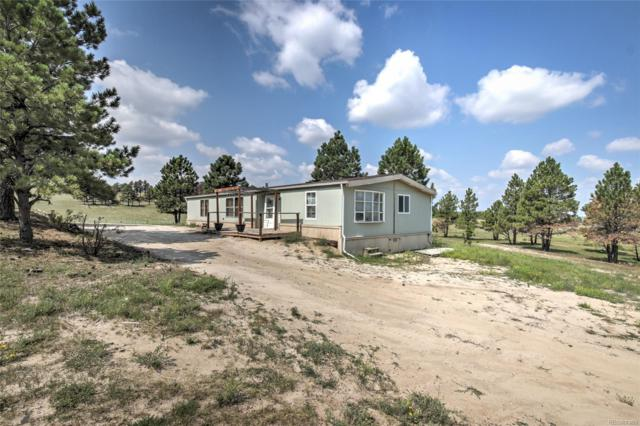 28787 County Road 49, Kiowa, CO 80117 (#3640301) :: The City and Mountains Group