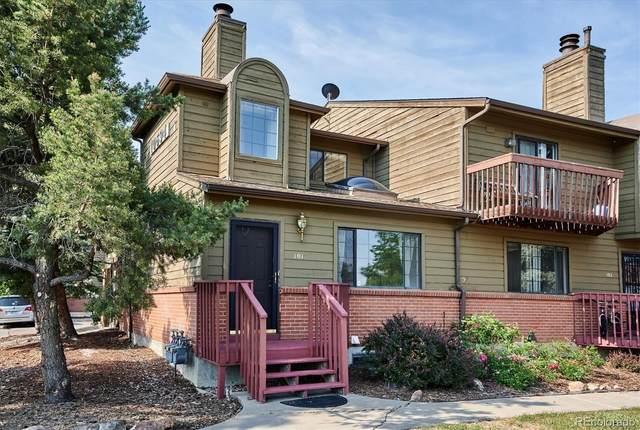 10694 E Asbury Avenue #101, Aurora, CO 80014 (#3640653) :: Finch & Gable Real Estate Co.