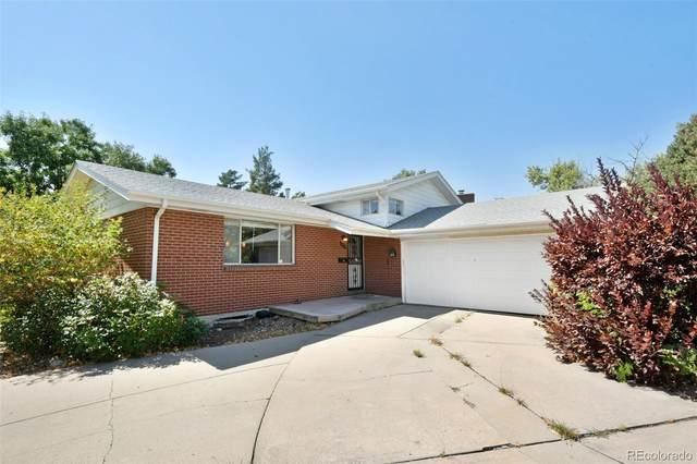 394 Victor Street, Aurora, CO 80011 (#3640758) :: iHomes Colorado