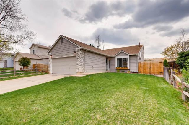 7911 Jared Way, Littleton, CO 80125 (#3640892) :: Wisdom Real Estate