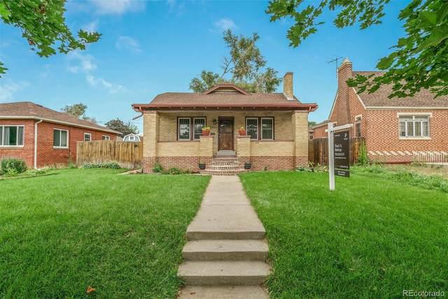 2967 Clermont Street, Denver, CO 80207 (#3641547) :: Kimberly Austin Properties