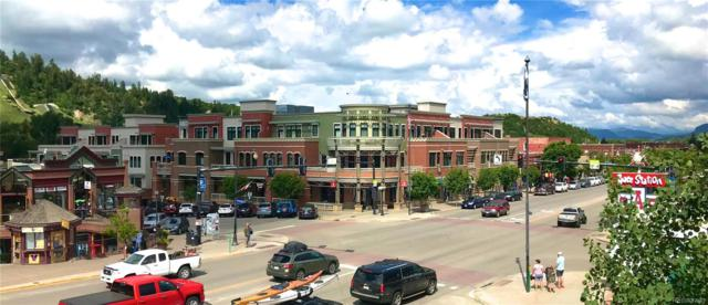 700 Yampa Street A301, Steamboat Springs, CO 80487 (#3641758) :: Bring Home Denver with Keller Williams Downtown Realty LLC