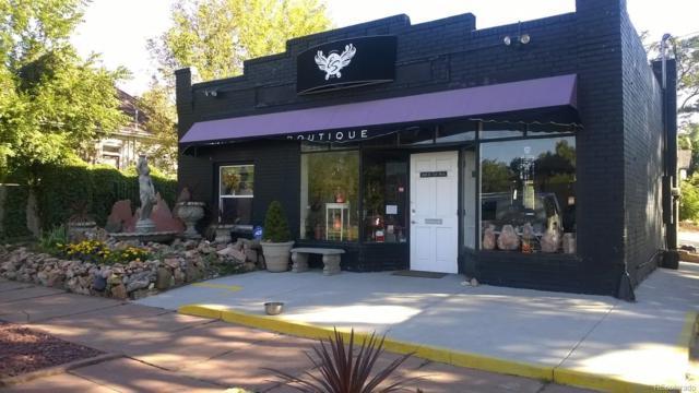 620 E 1st Avenue, Denver, CO 80203 (#3641892) :: The HomeSmiths Team - Keller Williams