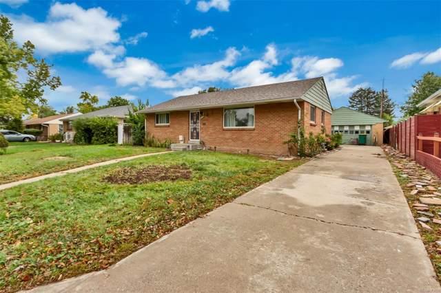 2360 Joliet Street, Aurora, CO 80010 (MLS #3641911) :: 8z Real Estate
