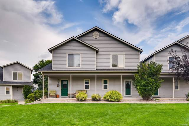 2950 Neil Drive #2, Fort Collins, CO 80526 (#3641995) :: The DeGrood Team