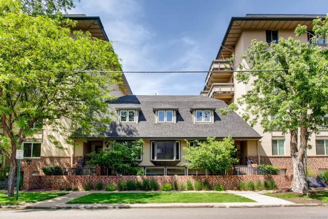 555 E 10th Avenue #511, Denver, CO 80203 (#3642061) :: Bring Home Denver