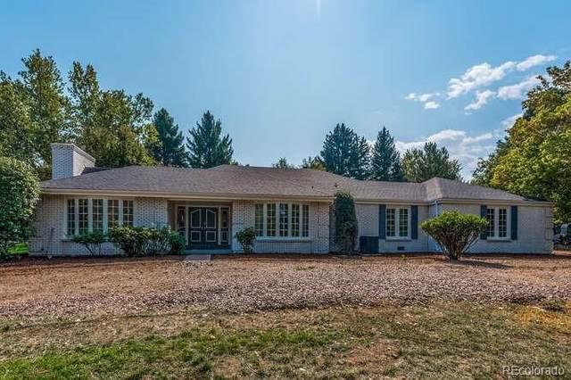 6030 W Lakeridge Road, Lakewood, CO 80227 (#3642623) :: Kimberly Austin Properties