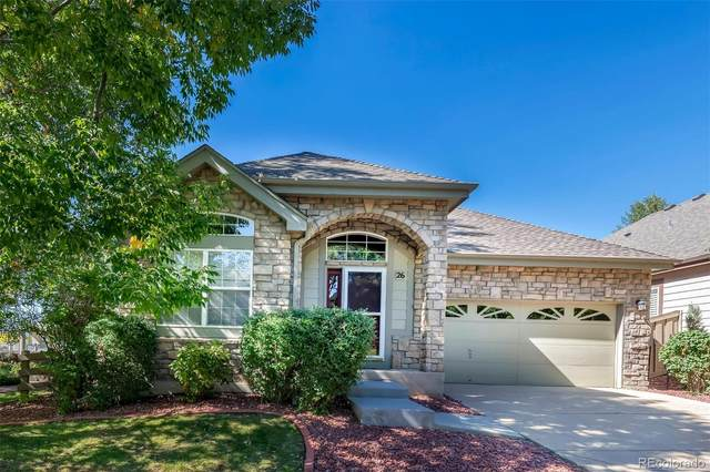 6900 W Grant Ranch Boulevard #26, Littleton, CO 80123 (#3642660) :: James Crocker Team