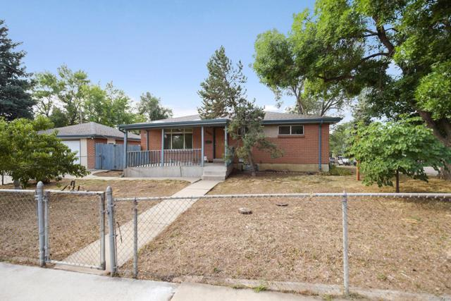 6678 W 62nd Avenue, Arvada, CO 80003 (#3642786) :: Sellstate Realty Pros