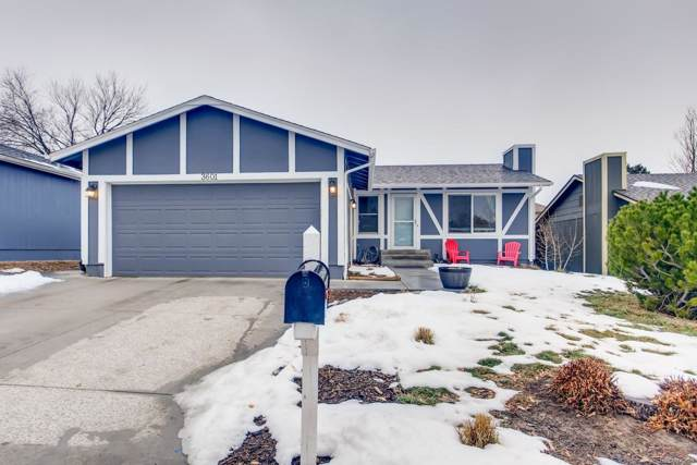 3601 S Ouray Circle, Aurora, CO 80013 (#3642796) :: James Crocker Team