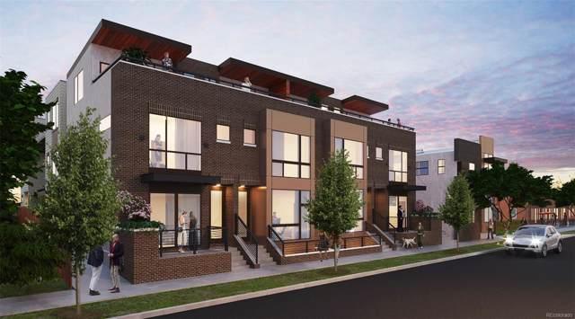 4438 Tennyson Street #1, Denver, CO 80212 (#3643343) :: 5281 Exclusive Homes Realty