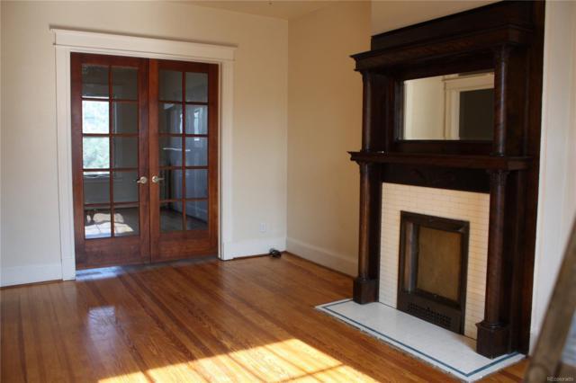 122 Logan Street #122, Denver, CO 80203 (#3643802) :: The HomeSmiths Team - Keller Williams