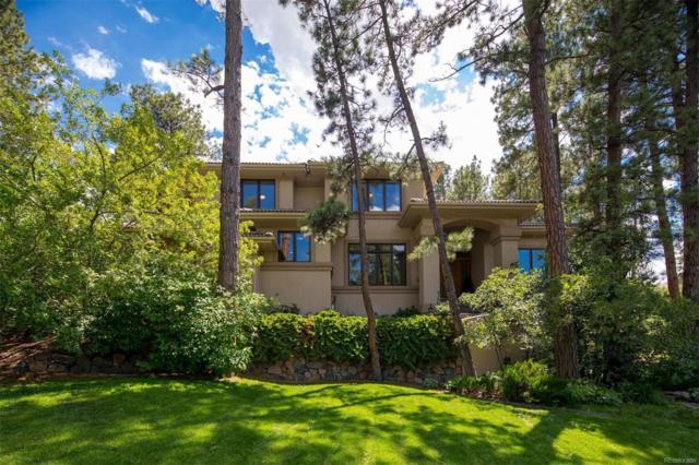 472 Castle Pines Drive, Castle Rock, CO 80108 (#3643867) :: The Gilbert Group