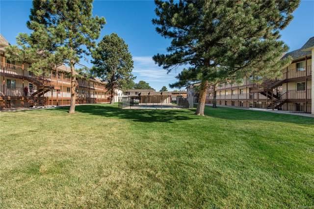 1723 Robb Street #31, Lakewood, CO 80215 (MLS #3643918) :: 8z Real Estate