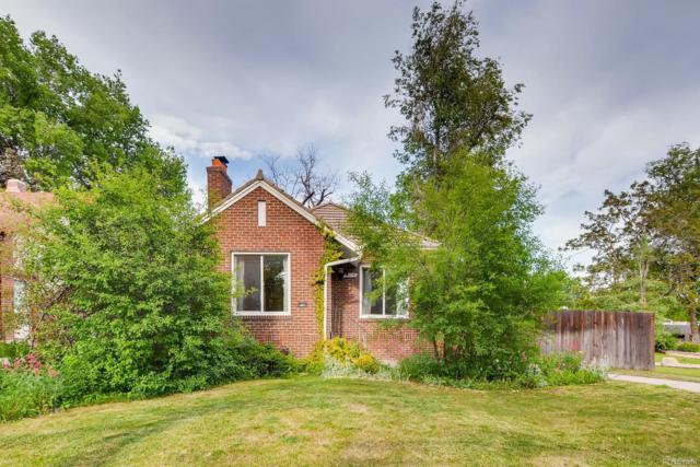 1274 Birch Street, Denver, CO 80220 (#3644158) :: Mile High Luxury Real Estate