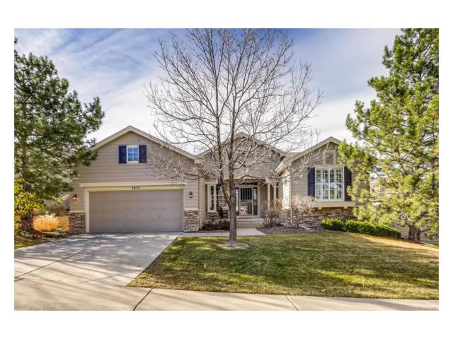 1021 Snow Lily Court, Castle Pines, CO 80108 (#3644681) :: The Sold By Simmons Team