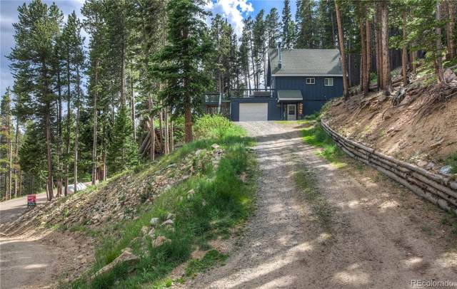 20 Texas Circle, Idaho Springs, CO 80452 (MLS #3644928) :: 8z Real Estate