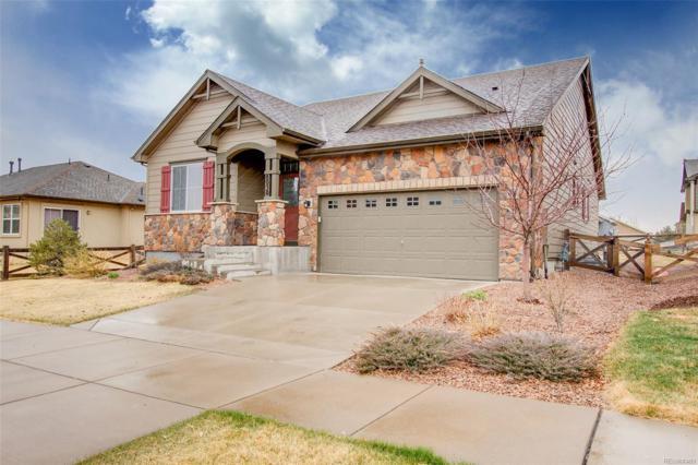 8030 Buckeye Tree Lane, Colorado Springs, CO 80927 (#3644936) :: The Peak Properties Group