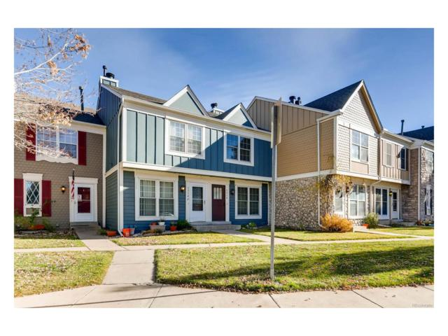 1316 S Idalia Street, Aurora, CO 80017 (#3645119) :: The Peak Properties Group