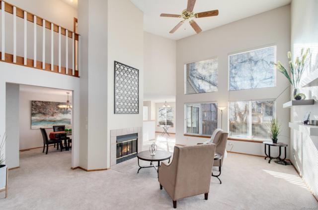 4955 S Eagle Circle, Aurora, CO 80015 (#3645527) :: Compass Colorado Realty