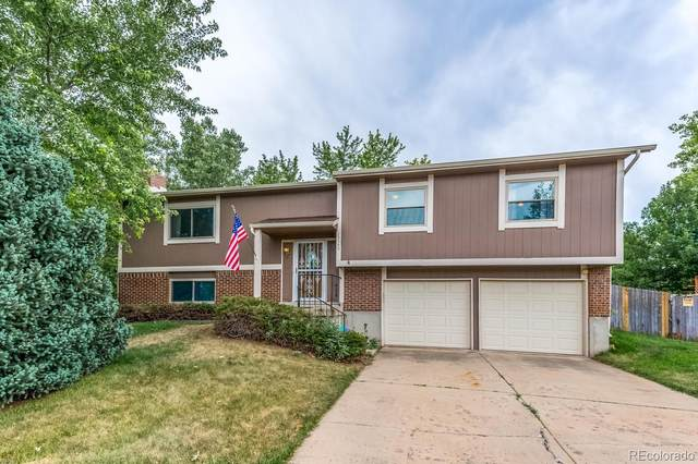 13340 W 72nd Circle, Arvada, CO 80005 (#3646062) :: West + Main Homes