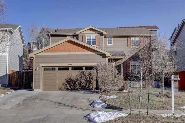 207 Mcafee Circle, Erie, CO 80516 (MLS #3646285) :: 8z Real Estate