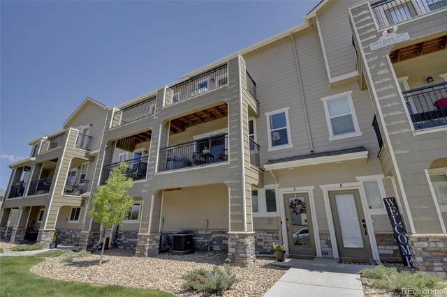 11250 Florence Street 30D, Commerce City, CO 80640 (#3646318) :: The DeGrood Team