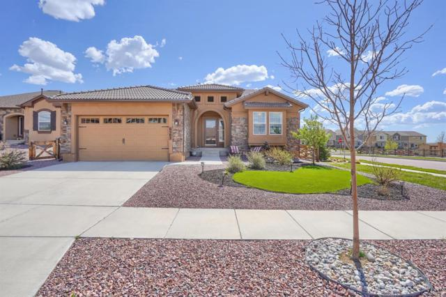 6503 Forest Thorn Court, Colorado Springs, CO 80927 (#3646381) :: The Griffith Home Team