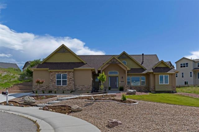 571 Granger Court, Castle Rock, CO 80109 (#3646765) :: The DeGrood Team