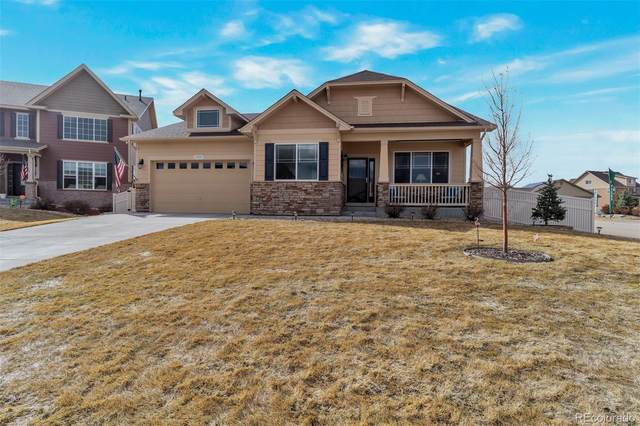 10051 Buttesfield Street, Firestone, CO 80504 (MLS #3646948) :: 8z Real Estate