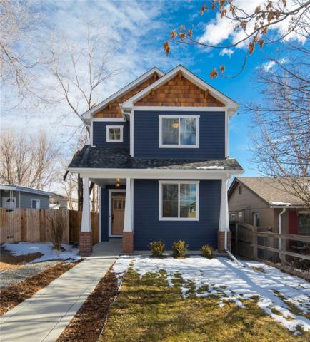 3312 S Emerson Street, Englewood, CO 80113 (MLS #3647524) :: 8z Real Estate