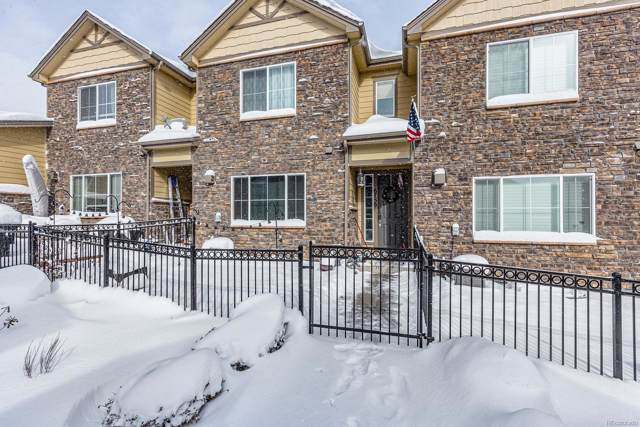 6759 S Old Hammer Court, Aurora, CO 80016 (#3647600) :: The Peak Properties Group