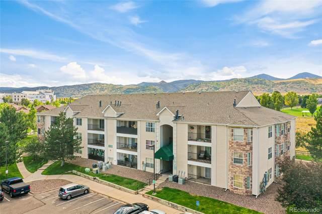 12338 W Dorado Place #207, Littleton, CO 80127 (#3647625) :: iHomes Colorado