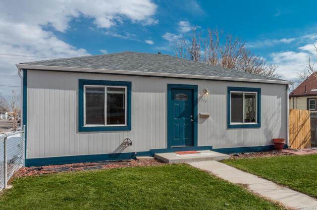 350 S Raleigh Street, Denver, CO 80219 (MLS #3647633) :: 8z Real Estate