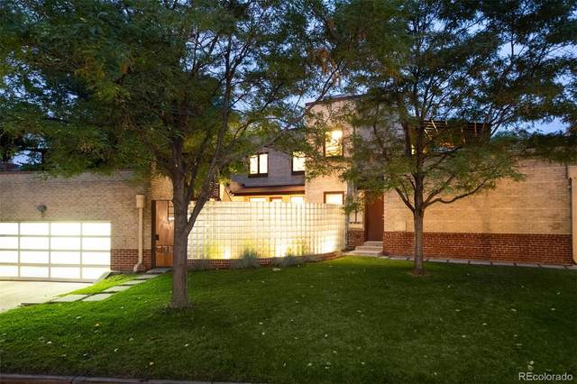 358 N Harrison Street, Denver, CO 80206 (#3647759) :: Chateaux Realty Group