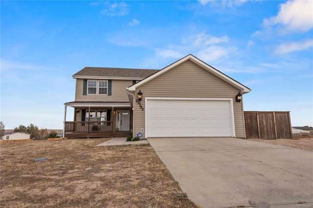 23753 Redtail Drive, Colorado Springs, CO 80928 (MLS #3647776) :: 8z Real Estate