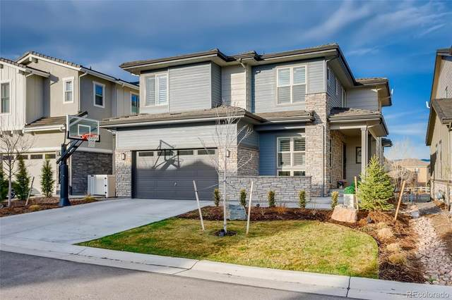 10417 Maplebrook Way, Highlands Ranch, CO 80126 (#3648183) :: The Dixon Group