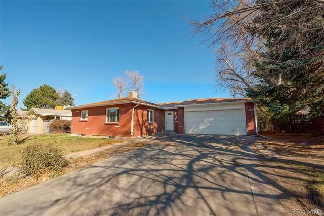 1198 S Lamar Street, Lakewood, CO 80232 (#3648642) :: Wisdom Real Estate