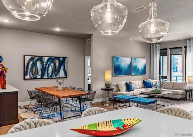 6619 E Lowry Boulevard #105, Denver, CO 80230 (MLS #3649025) :: 8z Real Estate