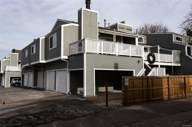 6640 E Mississippi Avenue #9, Denver, CO 80224 (#3649309) :: Briggs American Properties
