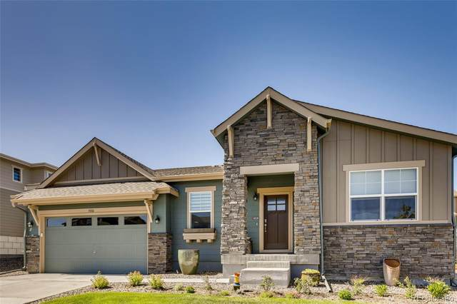 5016 W 108th Circle, Westminster, CO 80031 (#3649566) :: The Heyl Group at Keller Williams