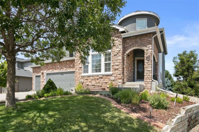 6911 Serena Avenue, Castle Pines, CO 80108 (#3649599) :: HomeSmart Realty Group