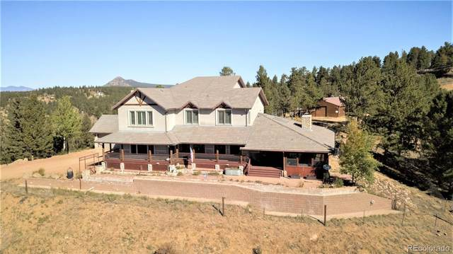 4687 W Highway 24, Florissant, CO 80814 (#3649743) :: HomeSmart Realty Group